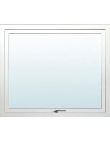 Vridfönster trä/aluminium