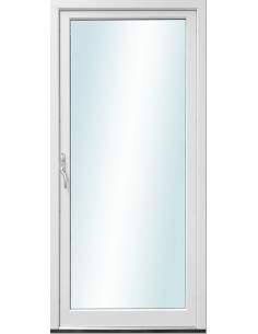 Utåtgående Fönsterdörr TräAluminium