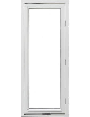 Utåtgående Sidohängt 1-Luft Träfönster
